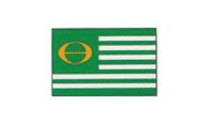 Ecology Flag made of Nylon