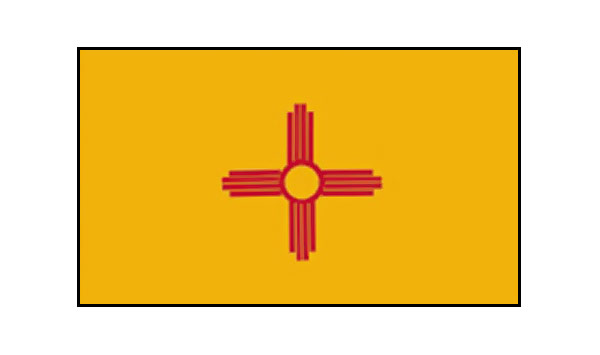 New Mexico Flags