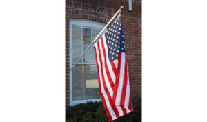 Outdoor Residential Flagpoles - Sunsetter