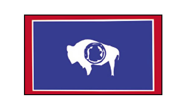 Wyoming Flags