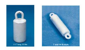 Flagpole Counterweights