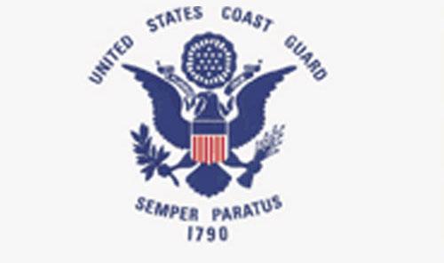 United States Coast  Guard Flags