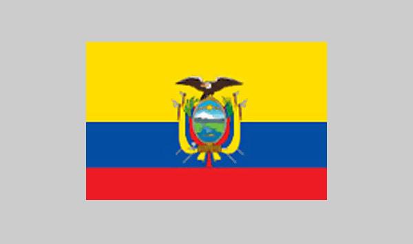Equador Flag
