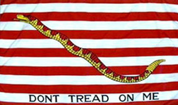 First Navy Jack Flags