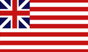 Nylon 3'x5' Grand Union Flag