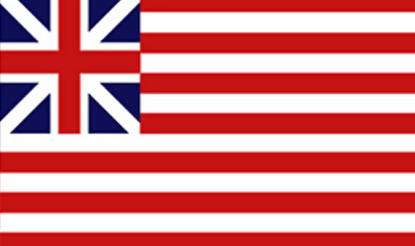 Nylon 3'x5′ Grand Union Flag