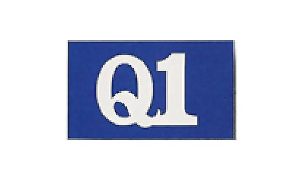 ISO  Q1 Flag made of Nylon