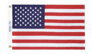 Small Nylon US Flags
