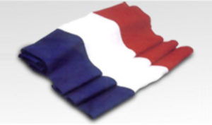 Tri-color Bunting