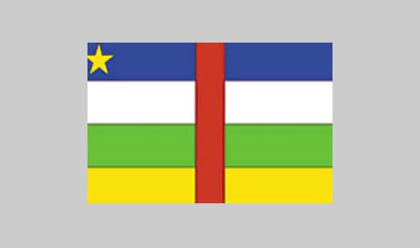 Central Africa Flag