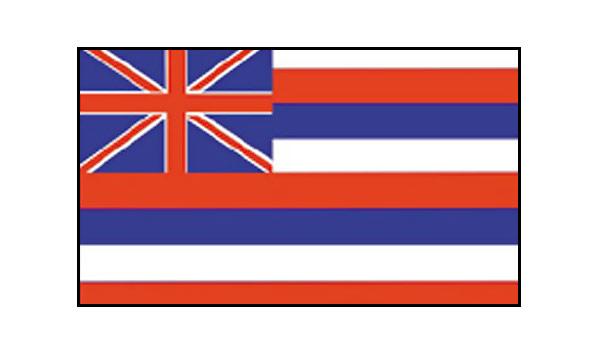 Hawaii Flags