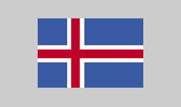 Iceland Flag