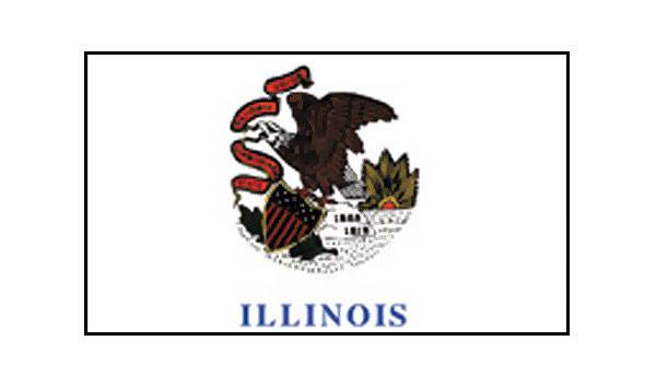 Illinois Flags