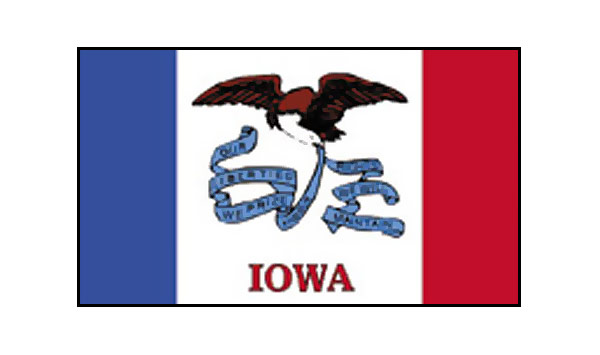 Iowa Flags
