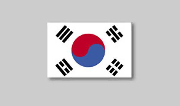Korea, South Flag