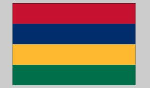 Flag of Mauritius (Nylon)