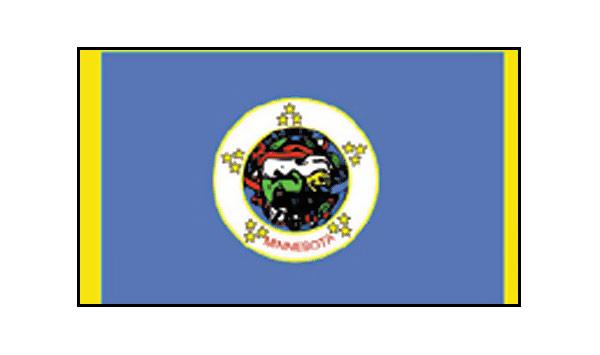 Minnesota Flags