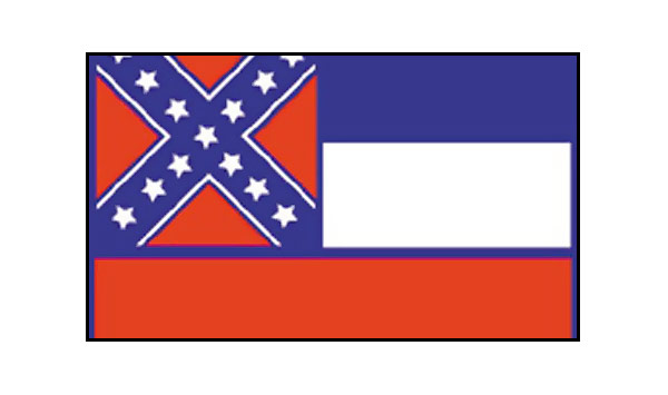 Mississippi Flags