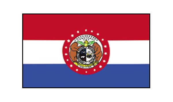 Missouri Flags