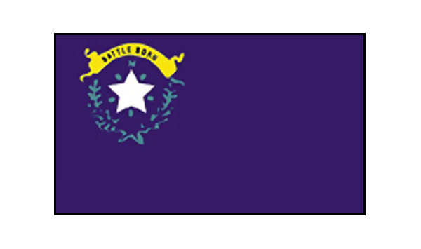 Nevada Flags