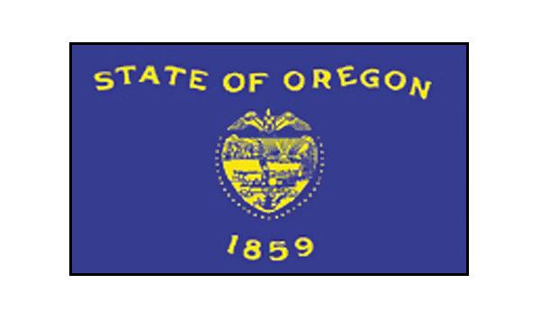 Oregon Flags