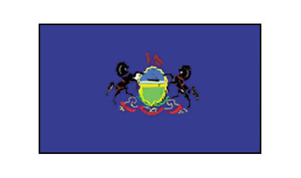 Pennsylvania Flags