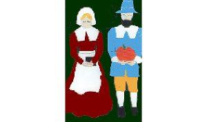 Pilgrim Couple