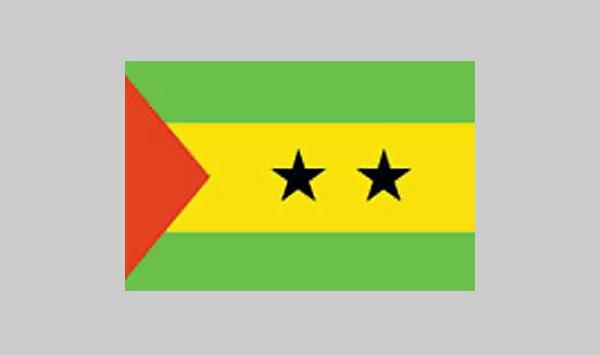 Sao Thome Flag