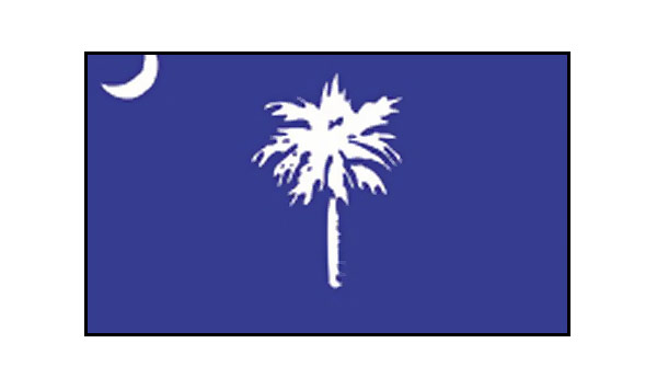 South Carolina Flags