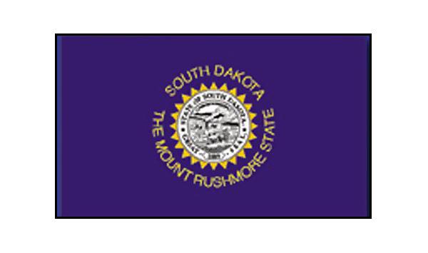 South Dakota Flags
