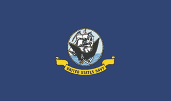 United States Navy Flags