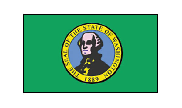 Washington Flags