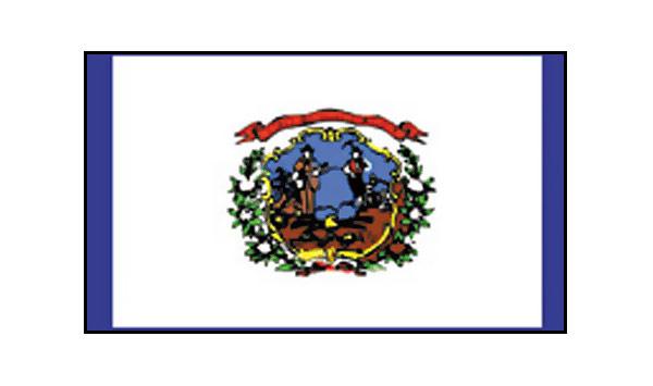 West Virginia Flags