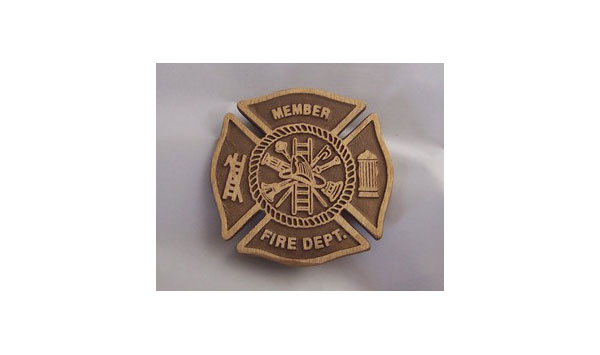 Firefighter Grave Markers