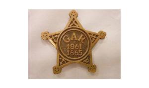 G.A.R. Veteran Grave Marker