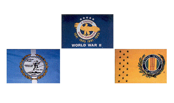 Commemorative Flags
