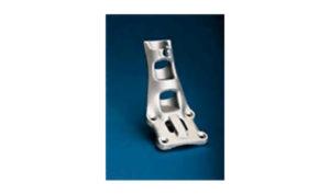 Single Position EWC Aluminum Bracket