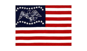 United States Historical General Freemont Flag