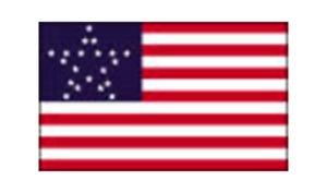 United States Historical Great Star Flag