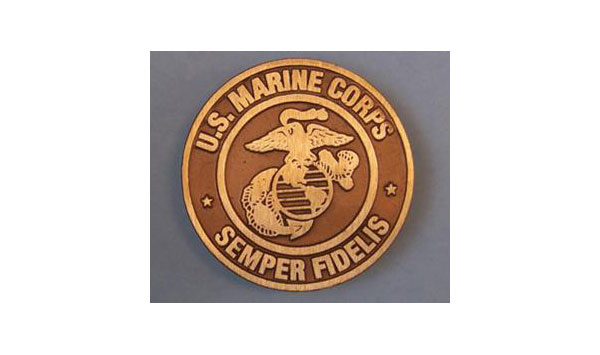 U.S. Marine Corps. Grave Markers