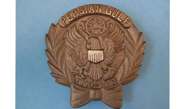 Persian Gulf Veteran Grave Markers
