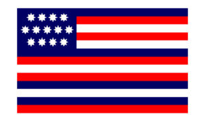 United States Historical Serapis Flag