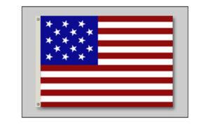 Star Spangled Banner - Fort McHenry Flag - 15 Star US Flag