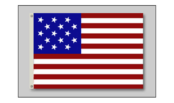Star Spangled Banner – Fort McHenry Flag – 15 Star US Flag