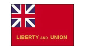 Taunton Historical Flag