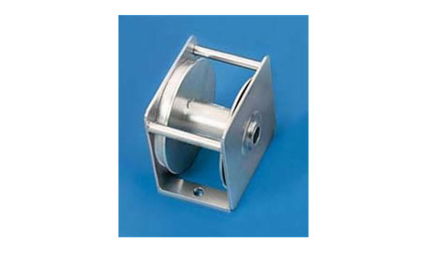 Stainless Steel Flagpole Winches