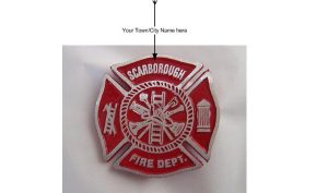 Customized Firefighter Grave Markers