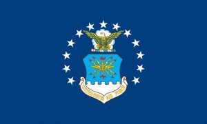 Official United States Air Force flag