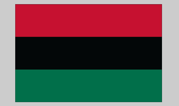 Afro-America Flag