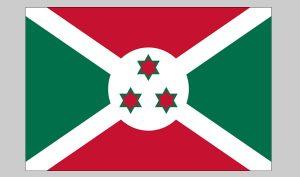 Flag of Burundi (Nylon)